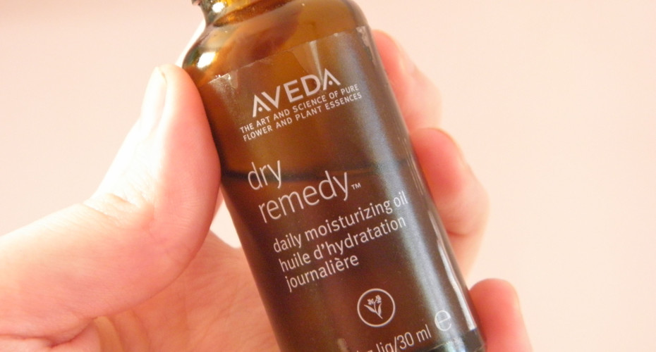 Winterize your hair with Aveda Dry Remedy