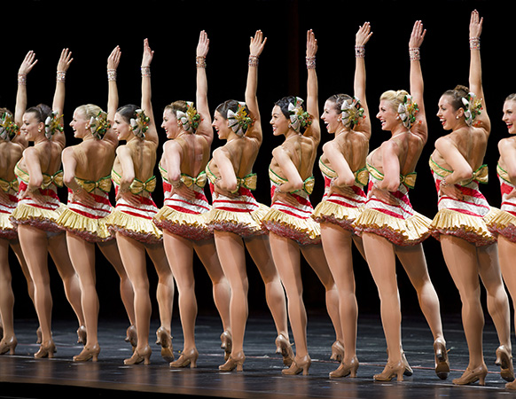The Radio City Rockettes-NYC