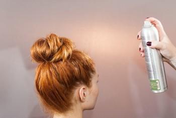 how to achieve a messy bun - beauty hacks