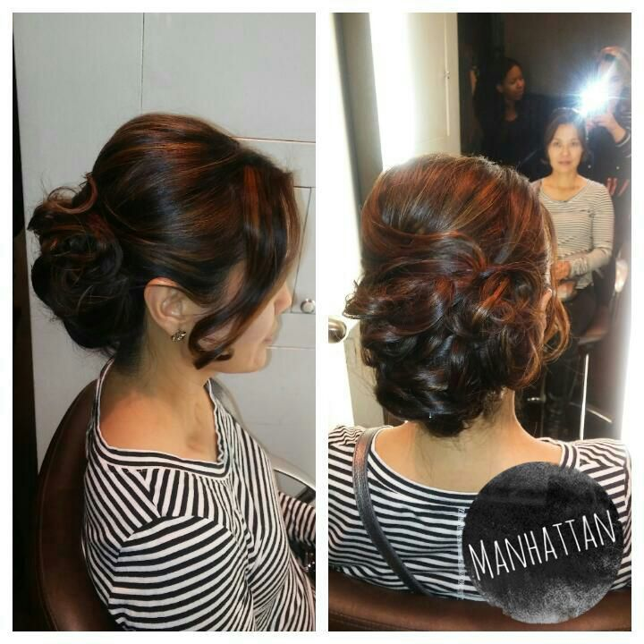 Hair by Laurell Garcia of Scott J Salon