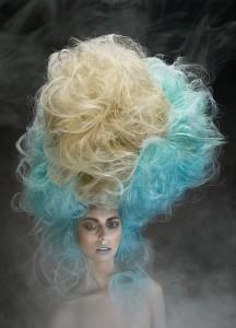 Avant Garde hairstyle for NAHA by Hauns Korpela