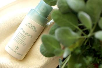 how to add volume to hair - aveda shampure dry shampoo